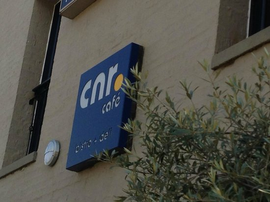 Cnr Cafe Bistro and Deli : Cnr cafe, need you say more?