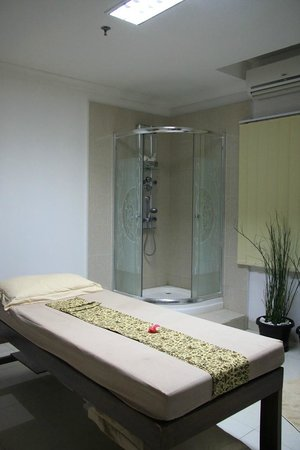 Asana Kawanua Jakarta : Providing professionally administered spa services, fitness and wellness components