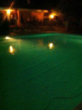 Hotel Smeraldo: PISCINA