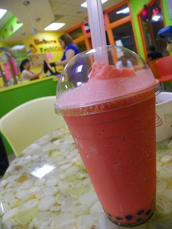 Fruity Cup Frozen Yogurt