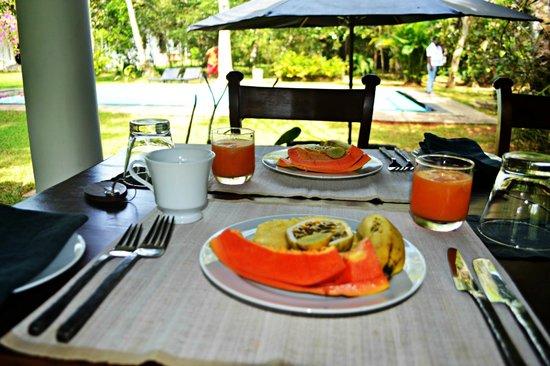 Nisala Arana: Breakfast