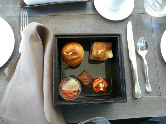 Bvlgari Il Cafe: An Italian Bento Box - brillant!