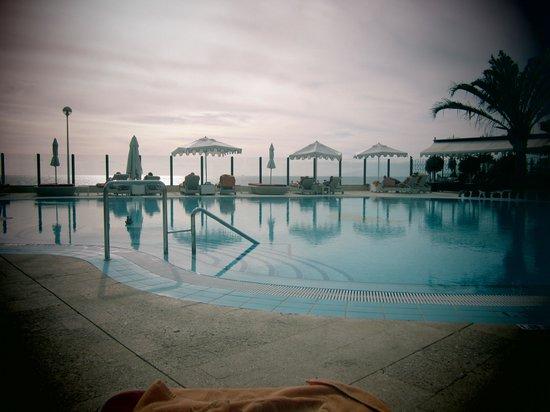 Iberostar Grand Hotel Salome: The pool area