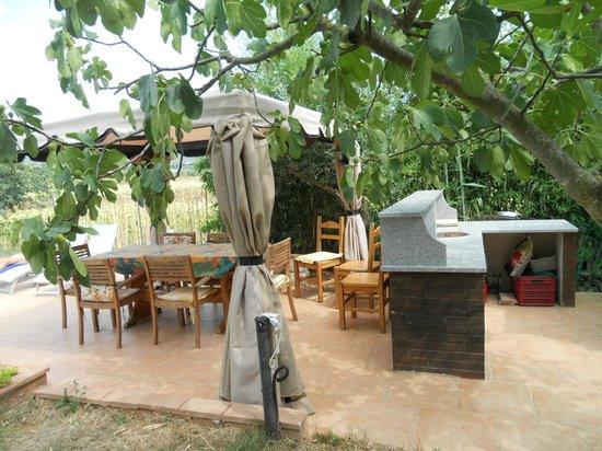 Al Giardino degli Ulivi: Gazebo