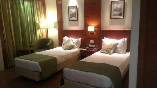 Golden Tulip Lucknow: Good rooms