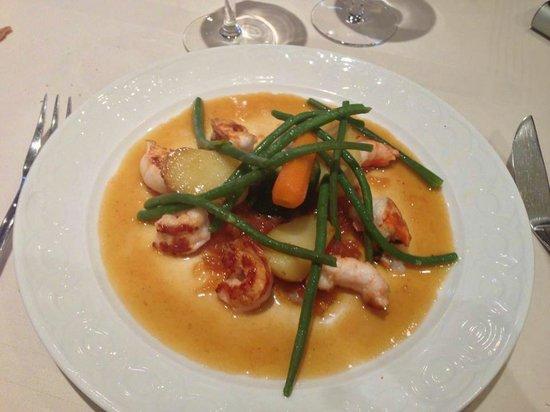 Des crustac s foto di la cuisine de bertrand les - La cuisine de bertrand ...