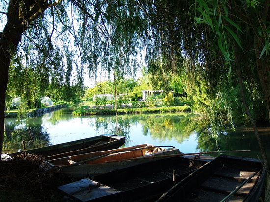 Le marais de Bourges