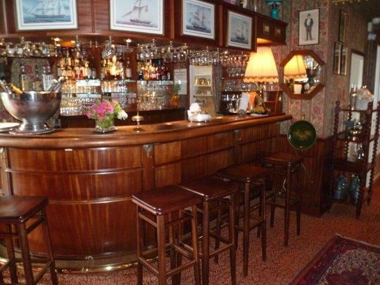Ti al Lannec Hotel Restaurant & Spa : Le Bar