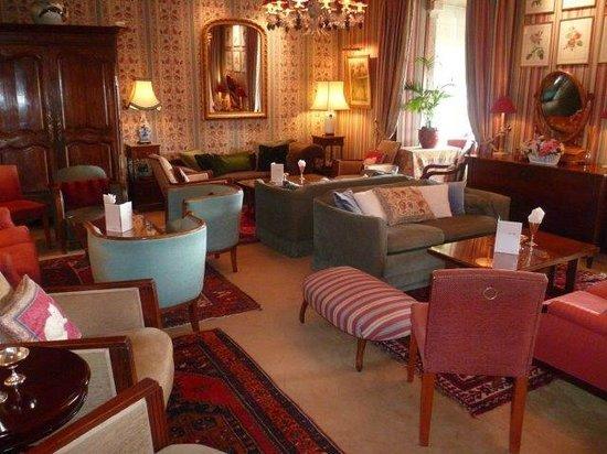 Ti al Lannec Hotel Restaurant & Spa : Un des multiples salon