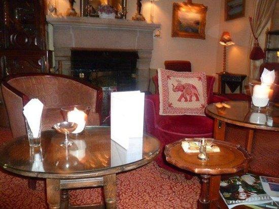Ti al Lannec Hotel Restaurant & Spa : Salon