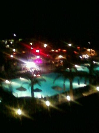 MC Arancia Resort Hotel: View from the room