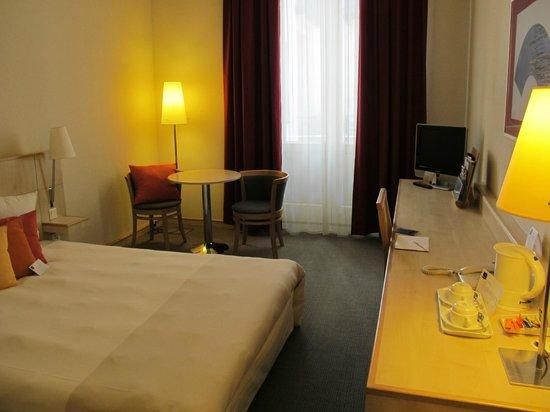 Novotel Budapest Centrum: Room 303.