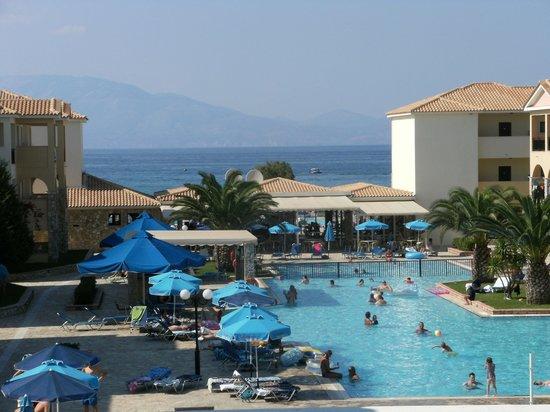 Alykanas Village Hotel: view from room