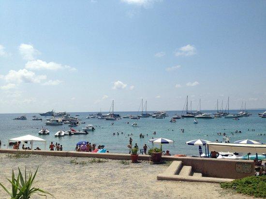 Isla de Tabarca, Spain: Qué vistas!!