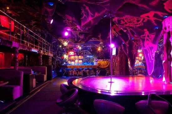 Ночные клубы краснокамск пряник в москве клуб