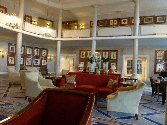 Dorint Park Hotel Bremen: Halle