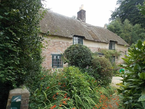 The Victorian Barn: Thomas Hardy's Cottage