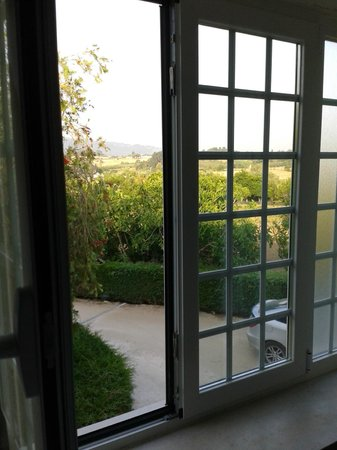 Quinta de Santa Maria Casa Nostra : The view from my bedroom