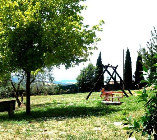 Locanda del Galluzzo : Giochi per banbini