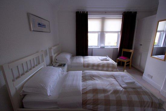 Cressington B&B: Dormitorio B&B