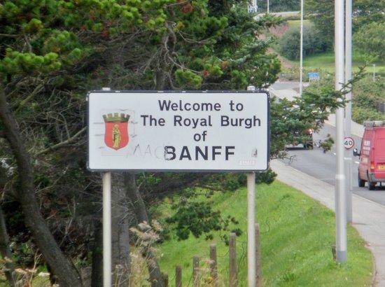 Mansefield House Bed & Breakfast : Banff