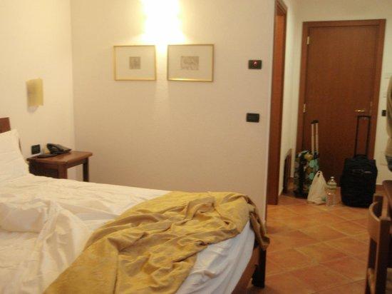 Hotel Il Querceto : chambre