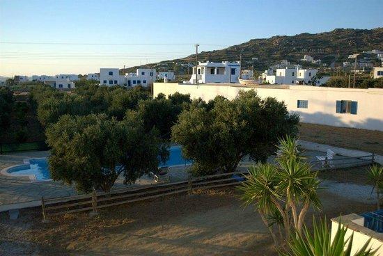 Diamantis Studios & Apartments: pool