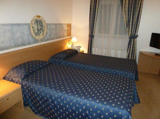 Tivoli Hotel Prague: Симпатичный номер