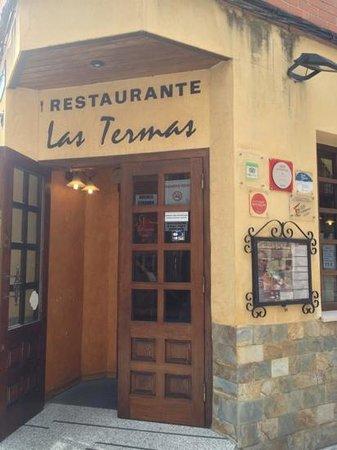 Restaurante Las Termas: cocido excelente!!!