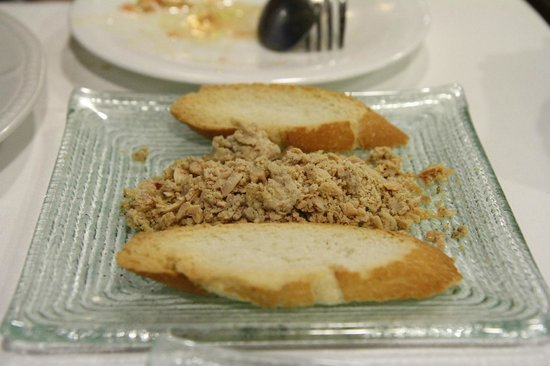 Amposta, Spanien: Foie gras du delta