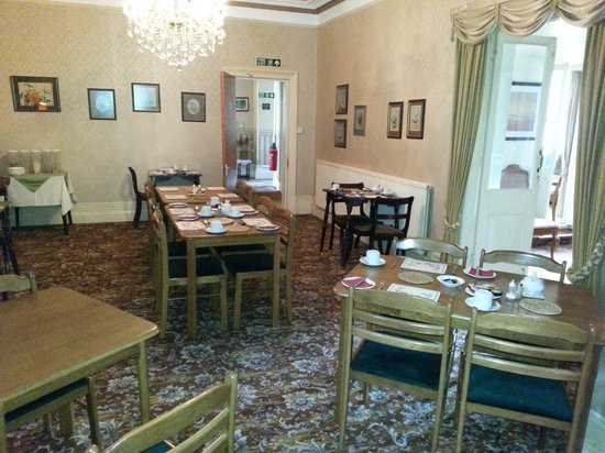 The Russet House : Dining Room