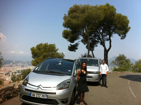Friend in France Tours: Our guides will meet you with a smile and share their passion for the Riviera