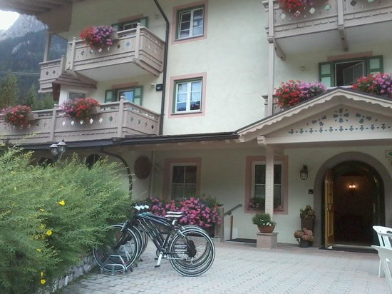 Hotel Villa Cristina: Villa Cristina esterno