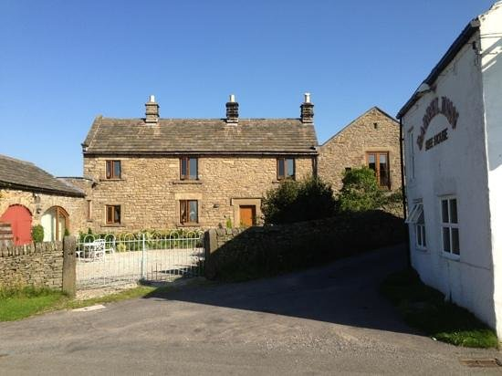 Bretton Cottage: should be called the stumble inn