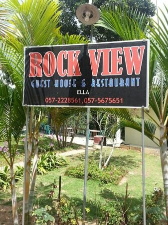 Rock View Guesthouse: Rock View guest house