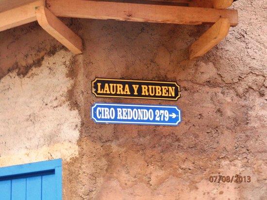 Casa Laura y Ruben : Facile à trouver