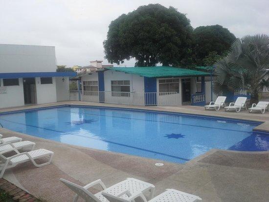 Hotel Costa Paraiso: piscine intérieur