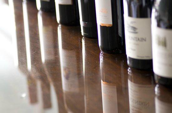 Blue Eyed Marys: Wine Selection