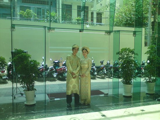 โรงแรมรามานาไซ่ง่อน: Lobby