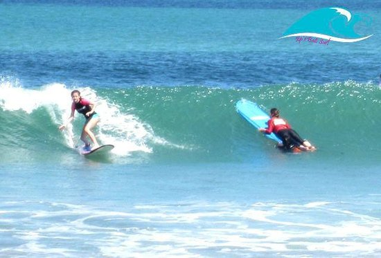 EP's Bali Surf: Charlotte Day 3