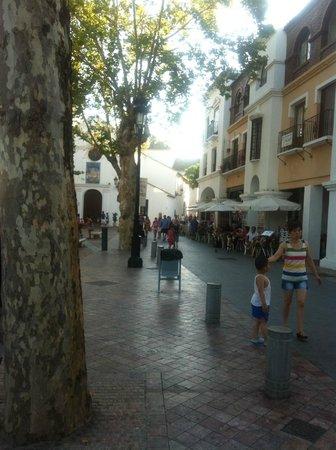 El Capistrano Villages : nerja town