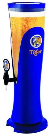 CJ's Bar at Quaich, RWS: Tiger Beer