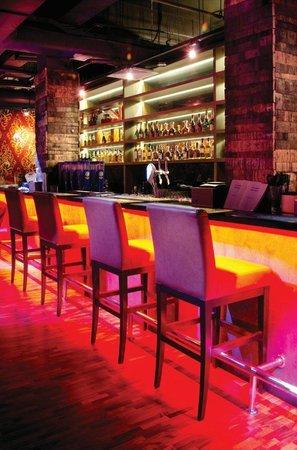 CJ's Bar at Quaich, RWS: Bar