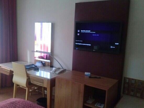 Radisson Blu Hotel Nydalen, Oslo: la stanza