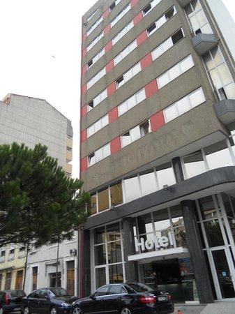 Urban Hotel Amadeos : vistas fuera hotel