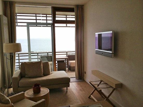 Budersand Hotel - Golf & Spa: Zimmer