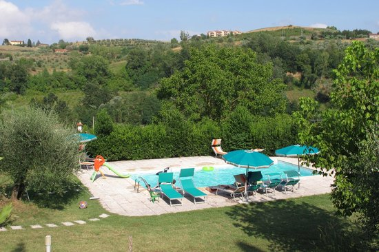 Agriturismo Il Borghetto: Pool area
