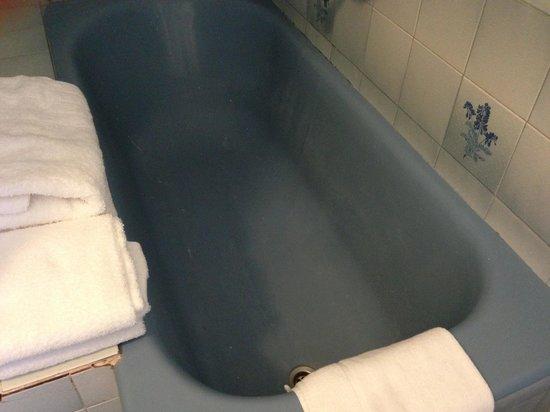 San Antonio Summerland Hotel: Vasca
