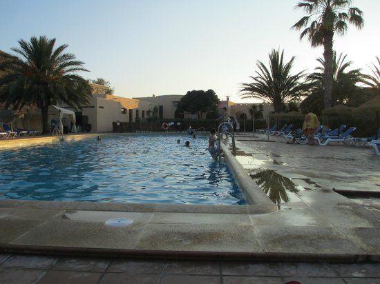 Complejo Turistico Los Escullos: Vista piscina II