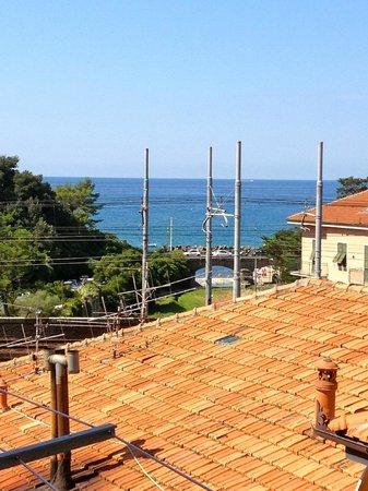 Ca d'Ancioa bed and breakfast : Vista